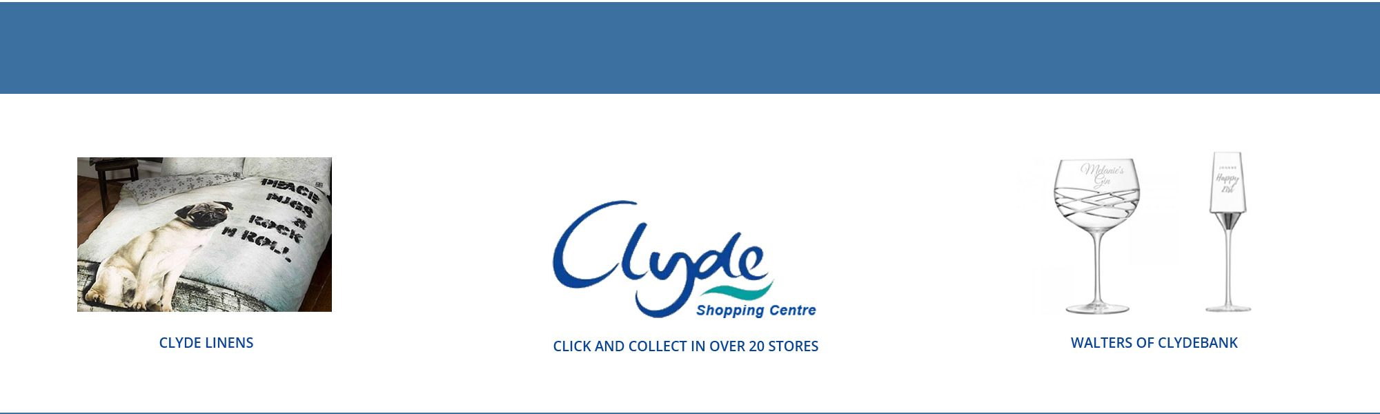 #ClydebankLovesLocal Click and Collect